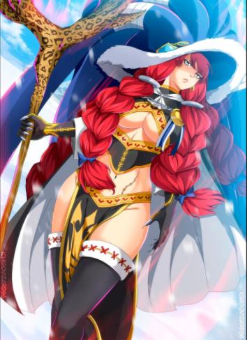Aileen - cosplay badasse