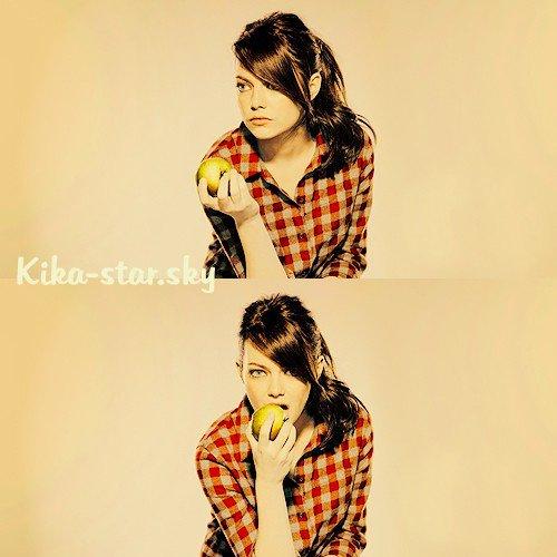 Emma Stone Photoshoots