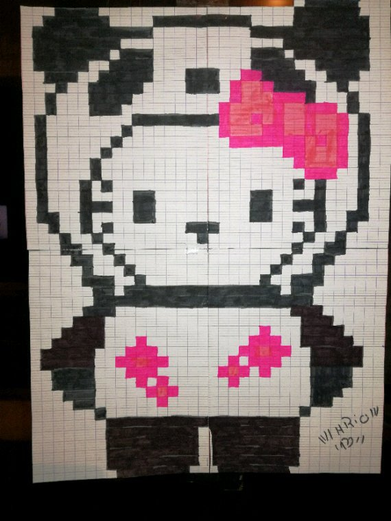 Hello Kitty Panda