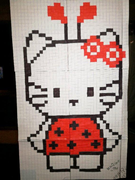 Hello. kitty Coccinelle