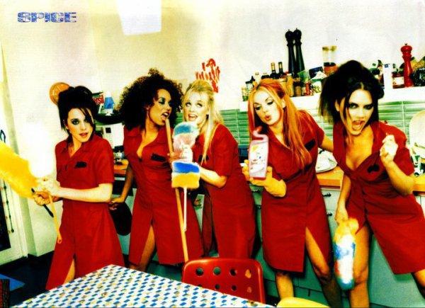 SPICE GIRLS 2011
