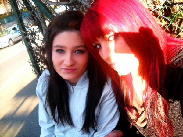 ♥ Tout est dédier a l'année 2011/2012 , les nouvelles amitier , et a la coiffure ...♥