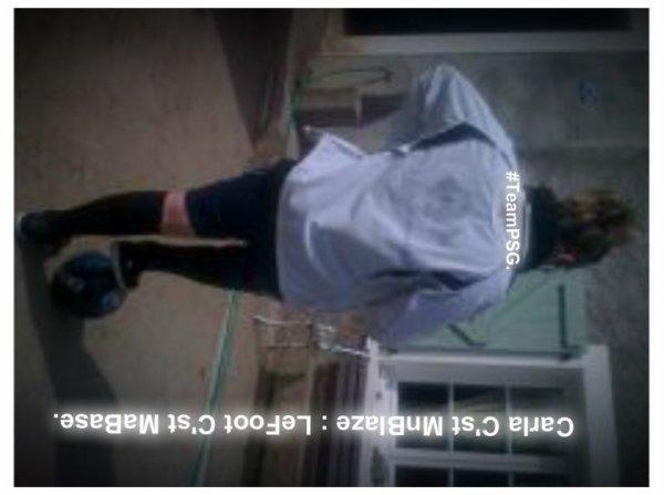 - Carla c'st mn blaze ; Le foot ses ma base ;$$ ♥