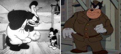Les chats dans les films d'animation Disney