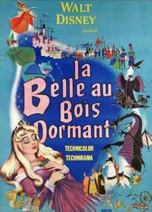 La Belle au Bois Dormant, 1959