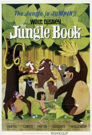Le Livre de la Jungle, 1967