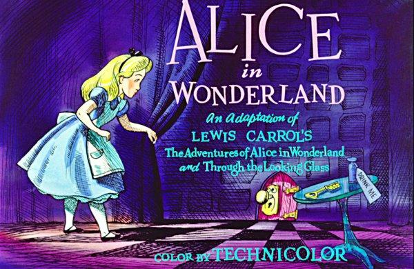Anniversaire de sortie : Alice au Pays des Merveilles