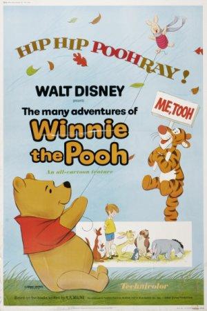 Les Aventures de Winnie l'Ourson, 1977