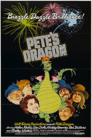 Peter et Elliott le Dragon, 1977