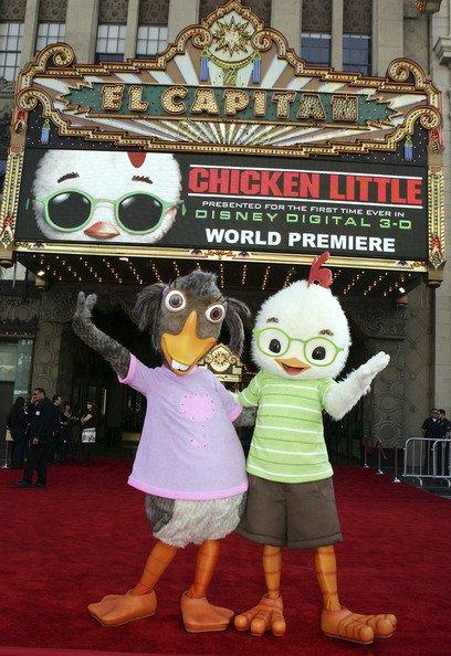 Anniversaire de sortie : Chicken Little