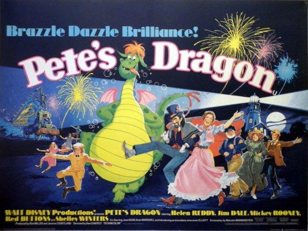 Anniversaire de sortie : Peter et Elliott le Dragon