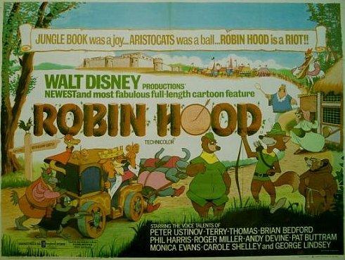 Anniversaire de sortie : Robin des Bois