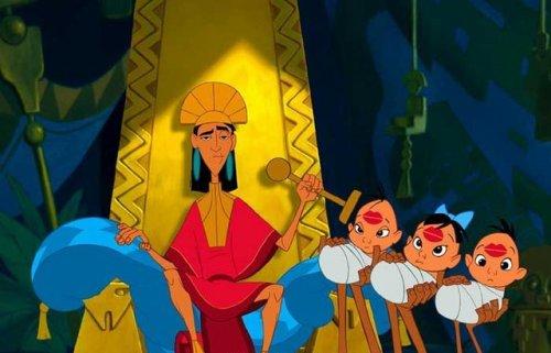 Anniversaire de sortie : Kuzco, l'empereur mégalo