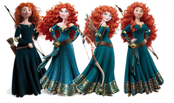 La franchise Disney Princess s'agrandit !