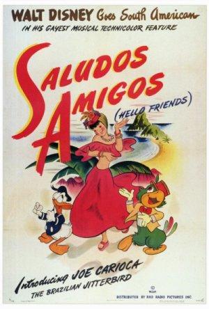 Saludos Amigos, 1942