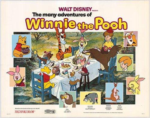 Anniversaire de sortie : Les Aventures de Winnie l'Ourson