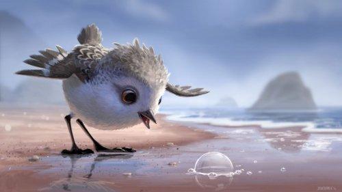 Piper, le prochain court-métrage de Pixar