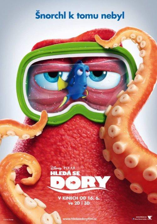 Le Monde de Dory : huit nouvelles affiches font leur apparition