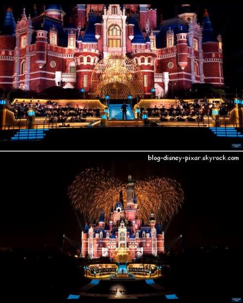 Shanghai Disney Resort : l'inauguration