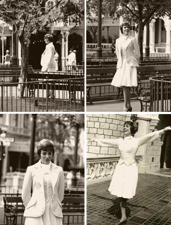 Photos coup de ♥ ... Joyeux anniversaire Julie Andrews !