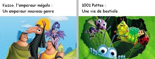 Les drôles de titres en québécois... Tabarnak !