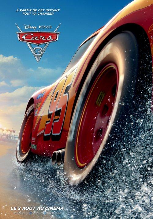 Cars 3 : Deux affiches révélées