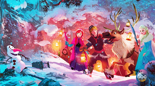Olaf's Frozen Adventure : le nouveau moyen-métrage