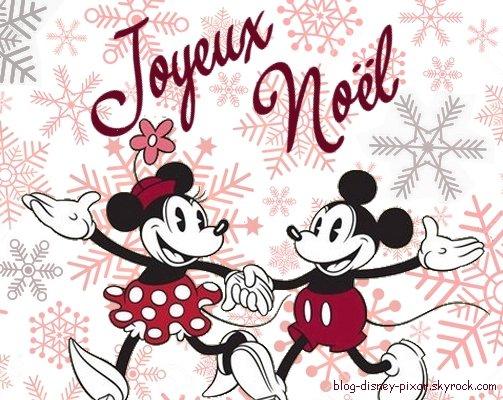 Blog-Disney-Pixar vous souhaite un Joyeux Noël !