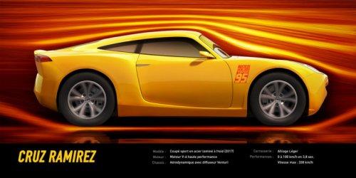 La promotion s'accélère pour Cars 3