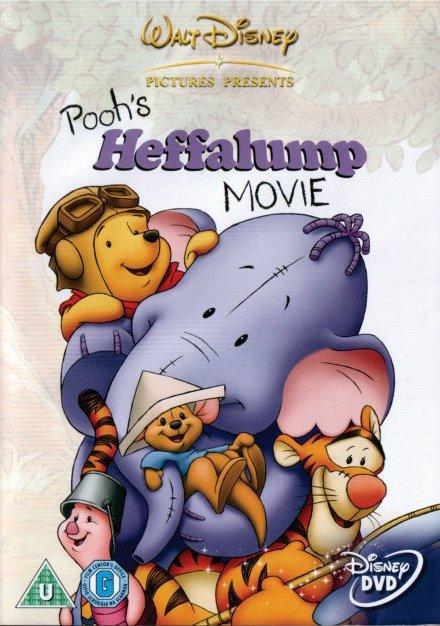 Anniversaire de sortie : Winnie l'Ourson et l'Éfélant