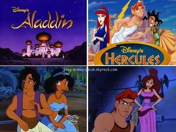 Les séries dérivées de longs-métrages d'animation