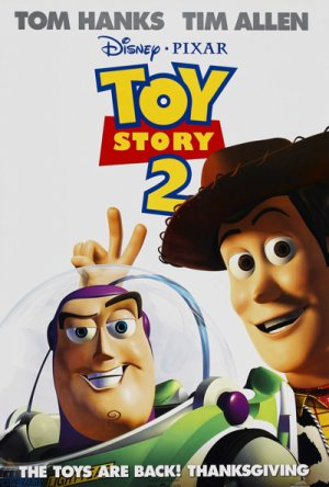Toy Story 2, 1999