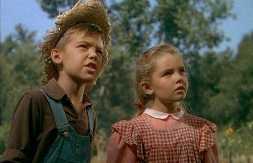 Hommage : Bobby Driscoll