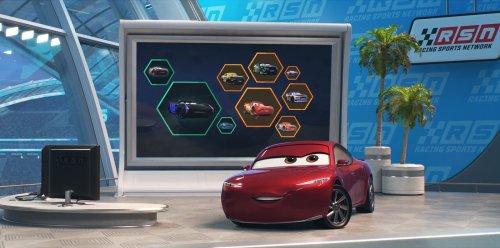 Cars 3 : la course s'accélère !