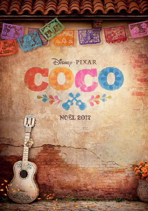 Coco : l'affiche française est arrivée !