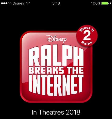 Les Mondes de Ralph 2 : le logo est dévoilé !