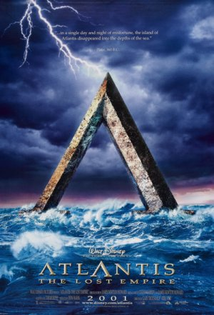 Atlantide, l'Empire perdu, 2001