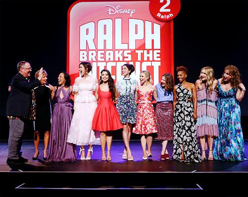 Alerte info ! Un casting en or pour Les Mondes de Ralph 2