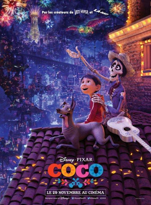 Nouvelles images inédites de Coco