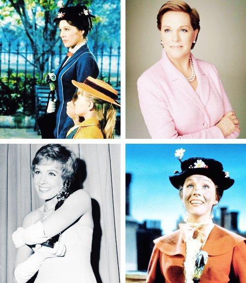 Joyeux anniversaire Julie Andrews !
