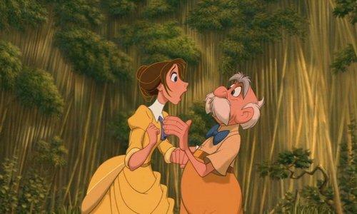 Les homonymes chez Disney