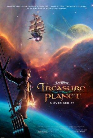 La Planète au Trésor : Un nouvel Univers, 2002