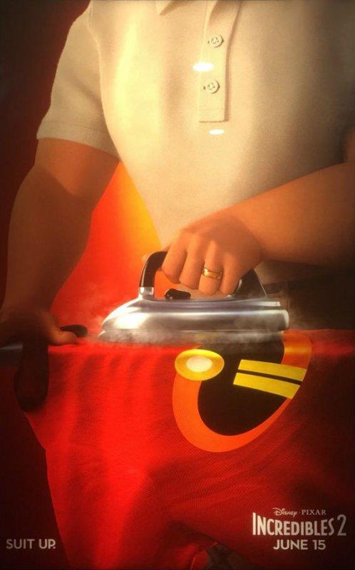 Les Indestructibles 2 : De retour au travail !
