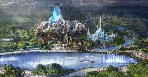Un nouveau chapitre débute pour Disneyland Paris !