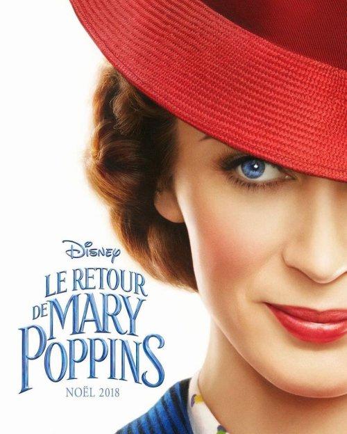 Le Retour de Mary Poppins : la promotion débute !