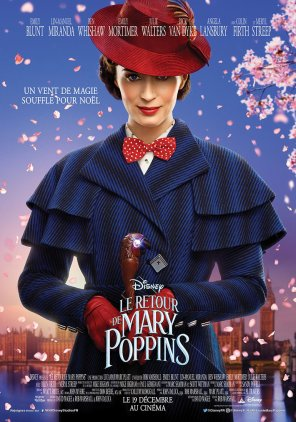Le Retour de Mary Poppins : la promotion continue !