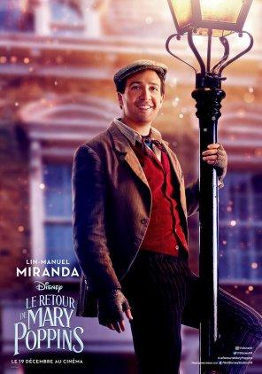 Le Retour de Mary Poppins : la promotion continue !