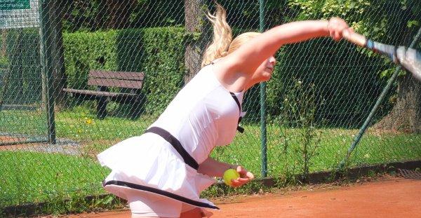 #Le Tennis ..