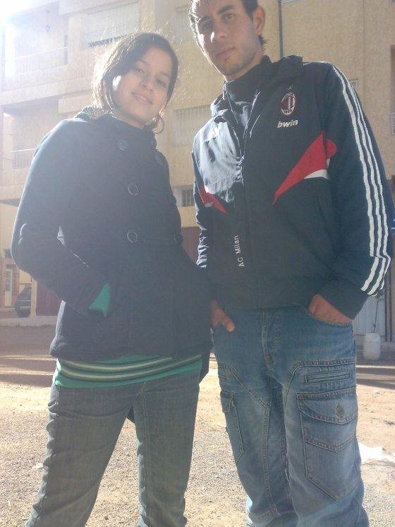 my and rajae