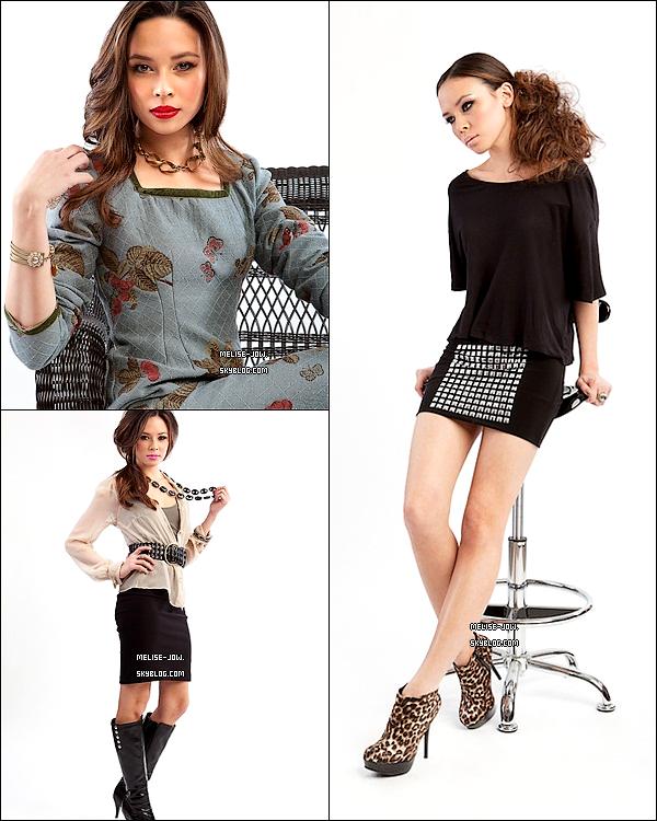 """Découvrez le photoshoot de Malese pour la ligne de vêtements de Jazmine Whitley """"Li Cari"""" .     Ajoutes-moi à tes amis ♥ - ajoute-moi dans tes favoris ♥ - Newsletter ♥"""